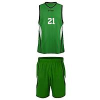 Liggo Atlanta Basketbol Forma Yeþil