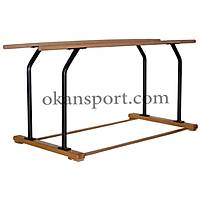 Jimnastik Paralel Bar Mini Sabit