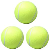 Tenis Topu 3lü Set Antrenman Topu Sekme Garantili