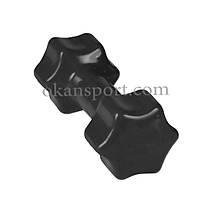 5 Kg PVC Vinly Dambýl Siyah