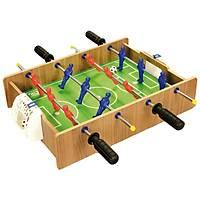 Liggo Ahþap Hokey ve Masa Maçý Futbol Langýrt Oyunu 2 si 1 Arada