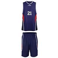 Liggo Atlanta Basketbol Forma Lacivert