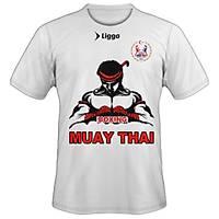 Liggo Boks Muay Thai Tiþörtü