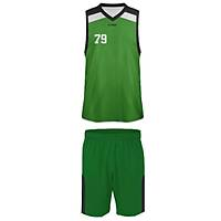 Liggo Jazz Basketbol Forma Yeþil