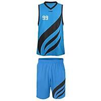 Liggo Heat Basketbol Forma Þort Takýmý Turkuvaz