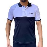 Liggo Antrenman T-Shirt Polo Beyaz