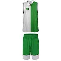 Liggo Detroit Basketbol Forma Yeþil