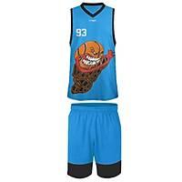 Liggo Blazer Basketbol Forma Þort Takýmý Turkuvaz