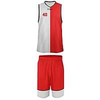 Liggo Detroit Basketbol Forma Kýrmýzý