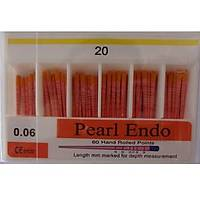 Pearl Endo Guta Percha Taper Açýlý 06 mm