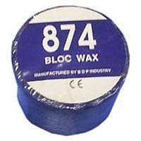 874 Blok  Wax Modelaj Mumu Mavi