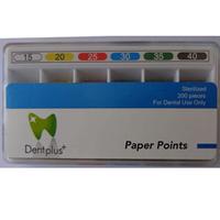 Dentplus Paper Point  Dereceli