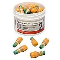 Septodont Septalloy AG %70 - Kapsül Amalgam ( Pistonlu Kapsül)