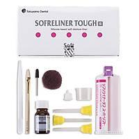 Tokuyama Sofreliner Tough S - Extra Yumuþak Rezin