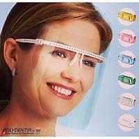 Polydentia Vista-Tec Set - Diş Hekimliği Yüz ve Göz Koruyucu Maske
