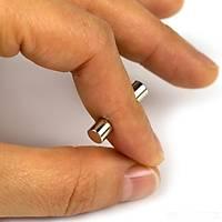 Çap 5 mm X Kalýnlýk 5 mm Yuvarlak Neodyum Mýknatýs
