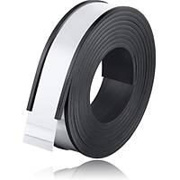 Kanallý Etiketlik Magnet, Raf Mýknatýsý, Boy: 1 metre X En: 30mm