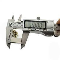 Boy: 20mm X En: 10mm X Kalınlık: 5mm Köşeli Güçlü Neodyum Mıknatıs