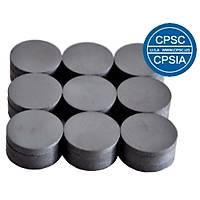 Ferrit Mıknatıs Çap 20mm X Kalınlık 3mm - Süsleme Magneti