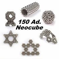 Neocube Sihirli Küre Hobi Magnet Çap 5mm (1set,150 adet)