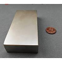 Neodyum Mýknatýs - JUMBO BOY - ÇOK BÜYÜK - ÇOK GÜÇLÜ 100mmX50mmX20mm