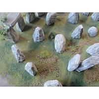 Stonehenge Diorama