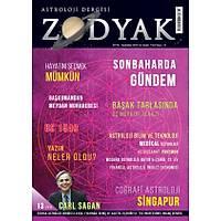 Zodyak Astroloji Dergisi İlk 14 Sayı (Basılı)