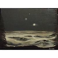 Hilal ve Venüs - Jüpiter kavuşumu