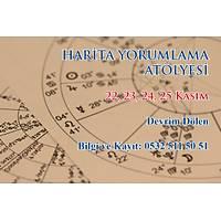 Astroloji Akademisi Harita Yorumlama Seminer Paketi (Astroloji Akademisi ve Astroloji Derneði Üyelerine Özel Ýndirimli)