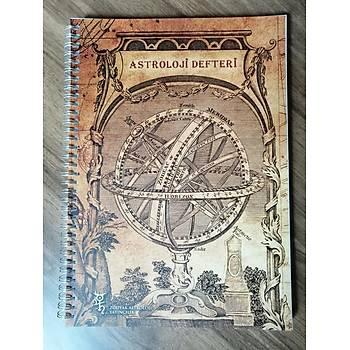 Astroloji Akademisi Defteri A4
