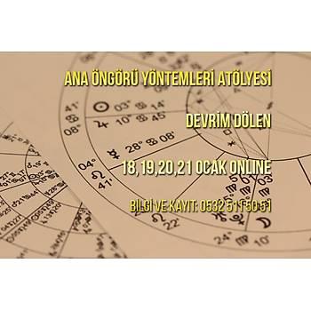Astroloji Akademisi Ana Öngörü Yöntemleri Seminer Paketi