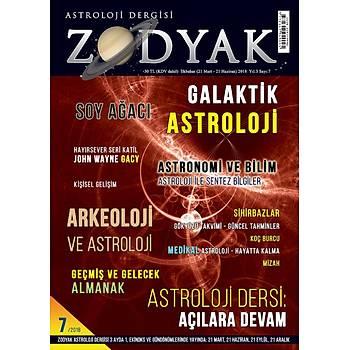 Zodyak Astroloji Dergisi Ýlk 14 Sayý (Basýlý)