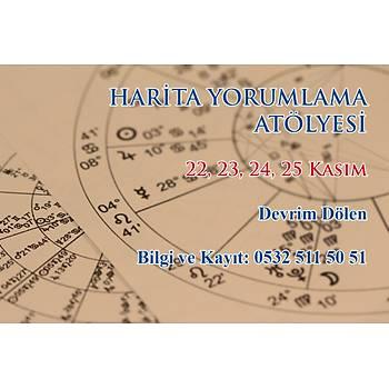 Astroloji Akademisi Harita Yorumlama Seminer Paketi
