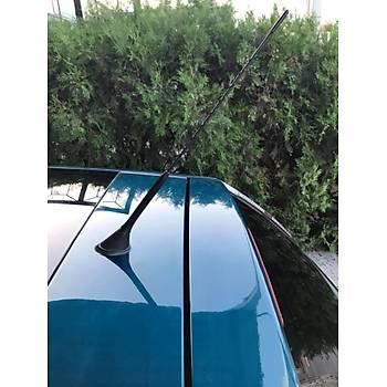 Peugeot 207 Çubuk Tavan Anteni Yüksek Çekim Gücü Esnek radio