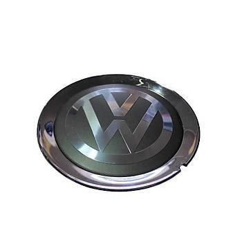 Volkswagen Jant Göbek Jant Kapaðý Uyumlu  1 Adet