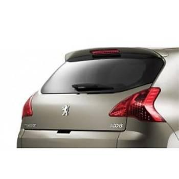 Peugeot 3008 Spoiler