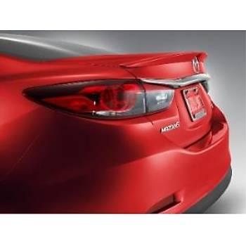 Mazda 6 Spoiler