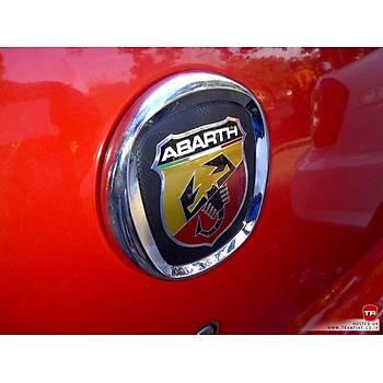 Abarth Dokunmatik Bagaj Logosu Orjinal Lancia