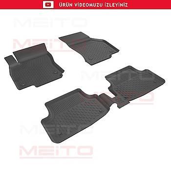 Sahler 4,5D Siyah Citroen C-Elysee 2012-2019/Peugeot 301 Paspas