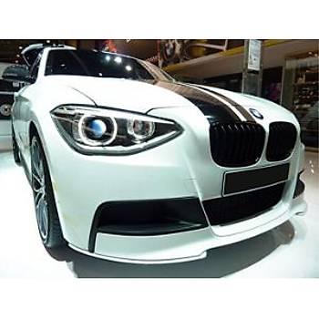 BMW F20 MAT SÝYAH ÖN PANJUR