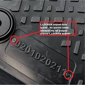 L.Locker Mazda CX-5 II 2017 Sonrasý 3D Havuzlu Paspas