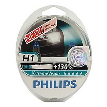 Philips H1 X Treme Vision Far Ampülü %130