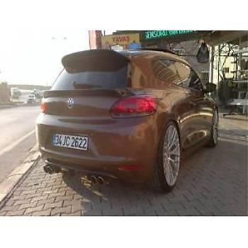 Volkswagen Screcco 4 Çýkýþ Egsoz Difizör