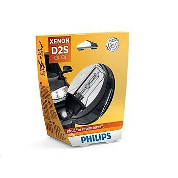 Philips D2S Xenon Ampul 85V 35W Orjinal