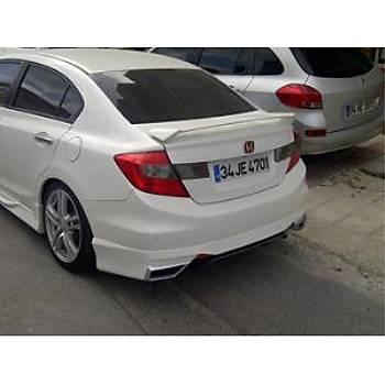 Honda Civic Yüksek Spoiler 2012 - 2