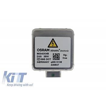Osram D3S xenon FAR AMPULU Xenac 66340
