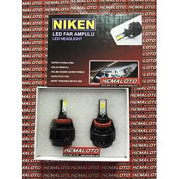 9006 Led Xenon Niken