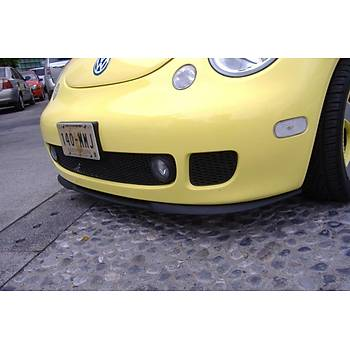 VW New Beetle uyumlu ÇUPRA  Ön Tampon Lipi Cupra Lip 3 Parça
