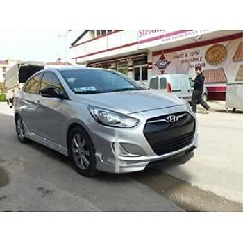 Hyundai Accent Blue Ön Tampon Eki