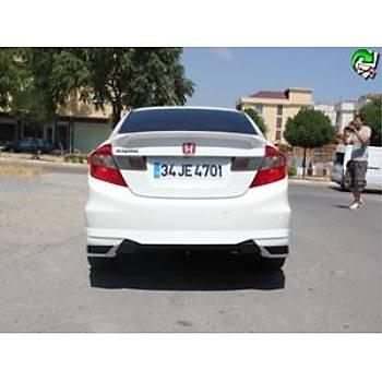 Honda Civic Arka Difizör 2012